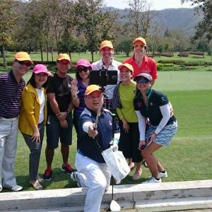 2016-02, Chiang Mai - UFI Asian CEO Golf Friendship Cup 7