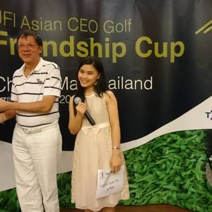 2016-02, Chiang Mai - UFI Asian CEO Golf Friendship Cup 9