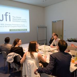 NGL Workshop, UFI Europakonferenz Köln
