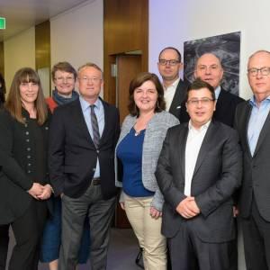 Marketing Committee, UFI Europakonferenz Köln