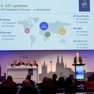 UFI European Chapter meeting, UFI Europakonferenz