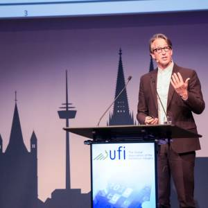 Official opening and welcome,UFI Europakonferenz