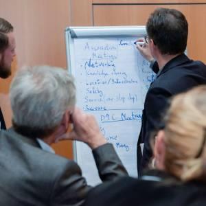 Deep Dive UFI Europakonferenz