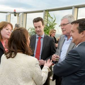 Networking dinner UFI Europakonferenz
