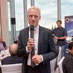 Networking dinner UFI Europakonferenz