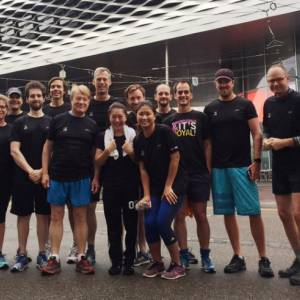 1er UFI Running Club meeting