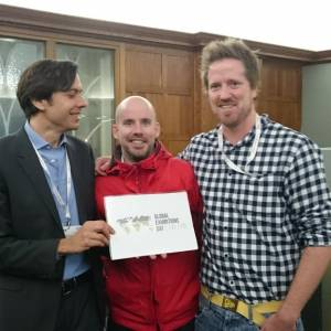 matt-coynes-jim-exhibitorsmarts-curry-at-intlconfex-supporting-ged16-ufilive-ged_2016-eventprofs