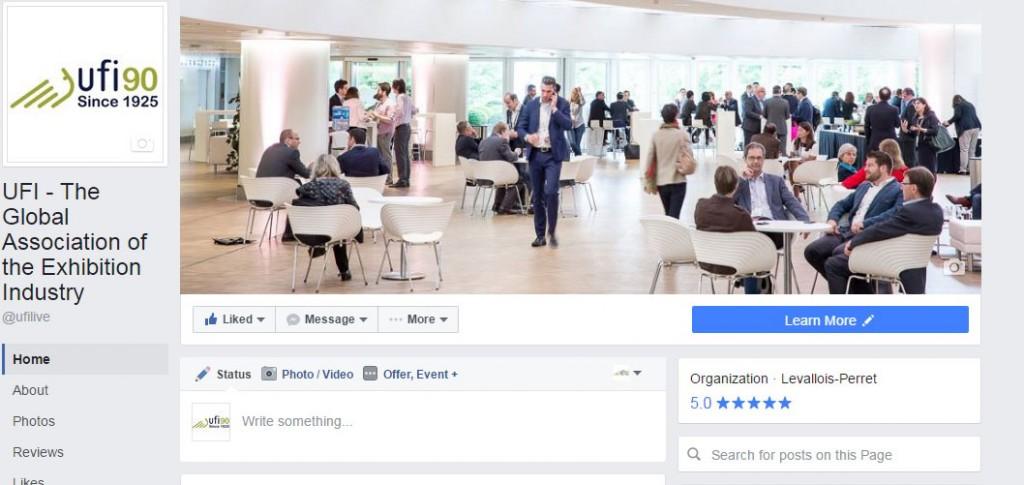 Facebook-UFI-Page