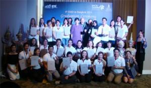 EMD Graduates 2014 - Bangkok